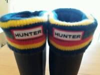 Hunter Kids Wellies