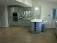 leicester kitchen fitter