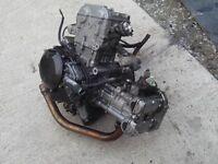 SUZUKI SV650 ENGINE £350 Tel 07870 516938 Carb K2
