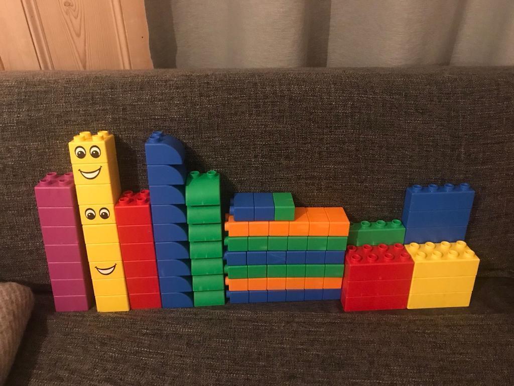 LEGO Quatro Toddler 99 Blocks