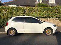 Vw polo BBS Lenso alloys 5x100 Audi Seat Skoda