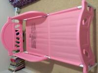 Princess toddler bed frame
