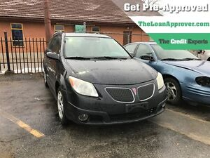 2006 Pontiac Vibe | FRESH TRADE | AS IS | 3RD GEAR NOT WORKING London Ontario image 1