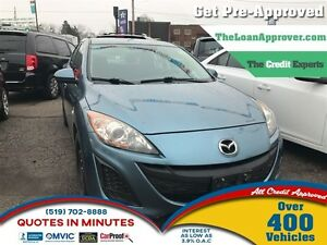 2010 Mazda MAZDA3 GS | LOANS FOR ALL CREDIT