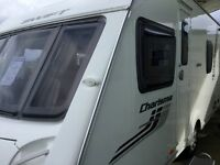 2011 Swift Charisma 535 (Fixed Bed, End Washroom)