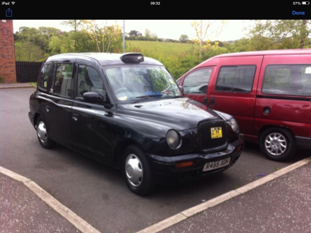 Lti Tx1 Taxi In Lisburn County Antrim Gumtree