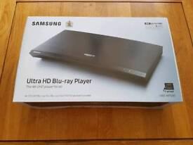 Samsung 4k Blu-ray Player