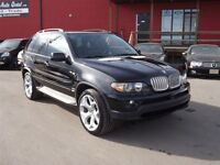 2006 BMW X5 4.8IS AWD/NAVIGATION/LEATHER/PANO ROOF
