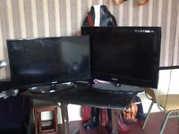 """Two x Samsung (32"""" screen) Televisions in Perfect Working Order"""