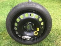 Space Saver Wheel and Tyre - NEW!