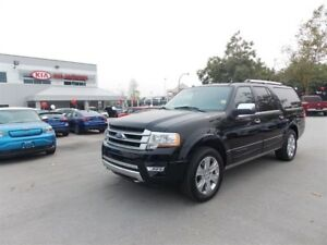 2017 Ford Expedition Max Platinum V6 4x4