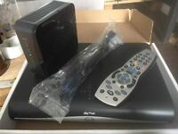 Sky HD Box + Modem (all cables and remote included)