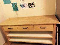 Quality Ikea Workbench/unit