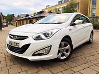 Hyundai i40 1.7 CRDi Active 5dr£6,450 p/x welcome *FINANCE AVAILABLE*FSH*1 OWNER