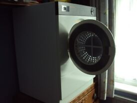 A tumble dryer for summer holidays