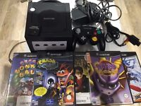 Gamecube Bundle with accessories