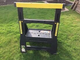 Stanley Adjustable Sawhorse (only one)