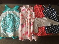 8-9 years girls bundle
