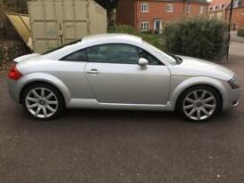 2002 Audi TT 1.8 Turbo
