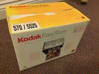 Kodak Easyshare Cx7220 Printer Dock & Camera
