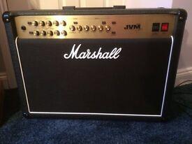 Marshall JVM 205c 2x12 50w Valve Guitar Amplifier