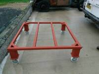 Car trolley for restoration of cars small vans vintage classic retro