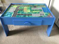 Train/play table