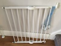 Mothercare screw fit stair gate