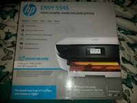 Hp envy 5546 all in one printer brand new sealed