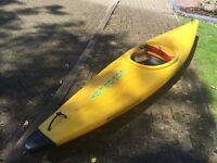 Concept Kayak and compete set of gear - ready to go