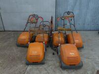 6 x Flymo Lawnrake / Lawn Rake 3400 - Spares or Repairs