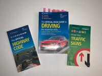 The Official DVSA Guide to DRIVING - bundle