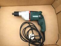 METABO DRILL 230v - 550w. Made in Germany. £10.00