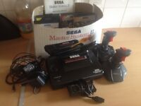 Sega master system 2 & games etc