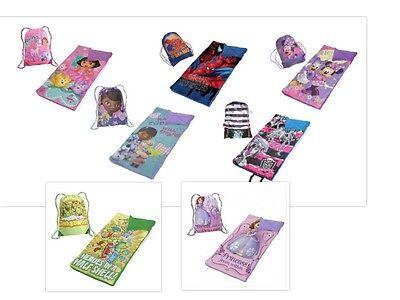 Disney and Nickelodeon Kids Slumber Sack and Sleeping Bag Set](Disney Kids Sleeping Bags)