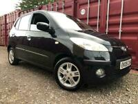 Hyundai i10 1.2 Petrol Full Years Mot Low Mileage Cheap To Run And Insure £30 Road Tax !