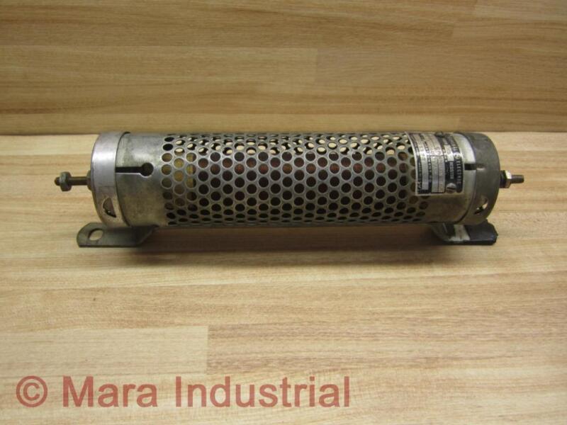 General Electric 2722 Vintage Industrial Resistor 031123
