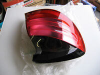 A pair of Genuine Mercedes C class Coupe Rear Light Lenses