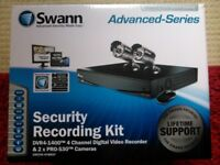 Swann Advanced-Series Security/CCTV Recording Kit