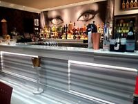 Bar staff required for ORO in Glasgows Southside