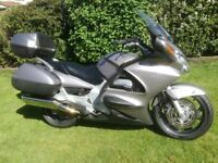 Honda st1300 pan european