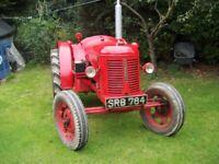cropmaster diesel tractor