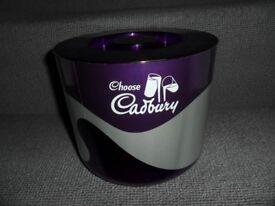 Choose CADBURY - Very Unusual Purple 3 Piece Ice Bucket - CADBURY'S CHOCOLATE