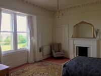 Huge Room In Victorian Flatshare with High Ceilings and Amazing Views