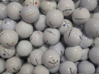 50 CALLAWAY USED GOLF BALLS EXCELLENT CONDITION.