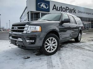 2017 Ford Expedition Limited| LOADED| 4WD|