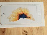 Apple IPhone 6S Gold 64gb unlocked