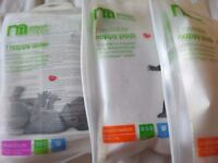Brand New Reuseable Nappies Various Sizes (Bundle)