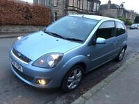 Stunning Ford Fiesta 1.4 Zetec Climate (high spec) 2007