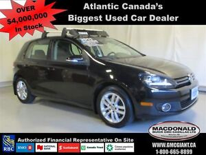2011 Volkswagen Golf 2.5L Highline